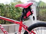 Bicycle Bike Tail Rear Seat Bag Cycli...