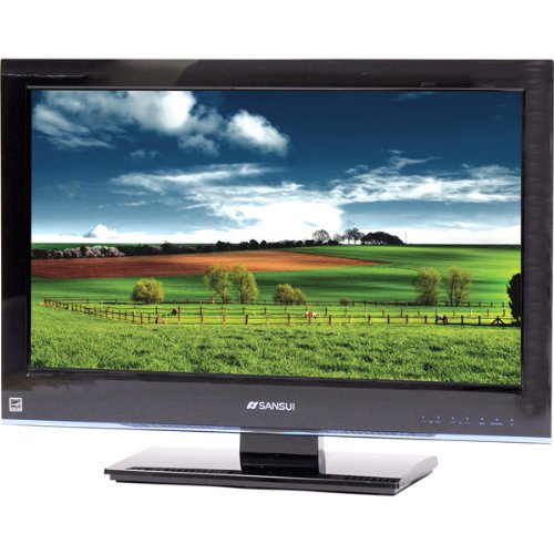 24 Widescreen LED 1080p HDTV