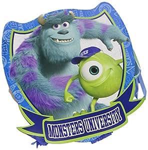Monsters University Inc Party Pinata Paper
