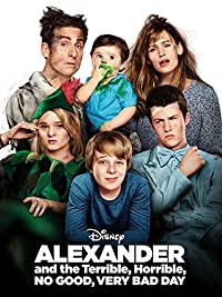 Alexander and the Terrible, Horrible, No Good, Very Bad