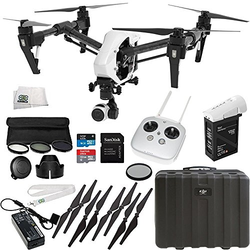 DJI-Inspire-1-V20-Quadcopter-With-Single-Remote-Starters-Bundle