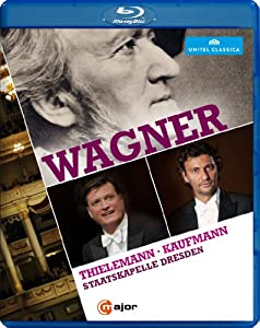 Wagner: Semperoper [Blu-ray] by C Major