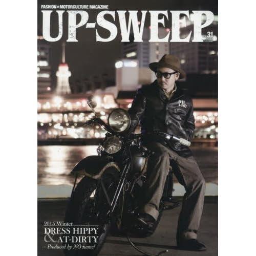 UP SWEEP  31 2016年 01 月号 [雑誌]: バイキチ 増刊