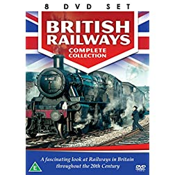British Railways - The Complete Collection - 8 DVD BOXSET
