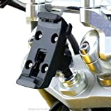 15-17mm Motorcycle Bike Fork Stem Yoke Mount for Garmin Zumo 340LM, 350LM, 390LM