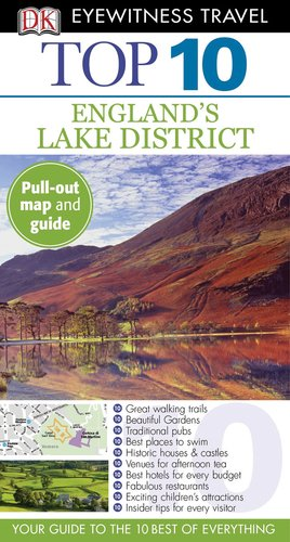 England's Lake District (Eyewitness Top 10 Travel Guides)