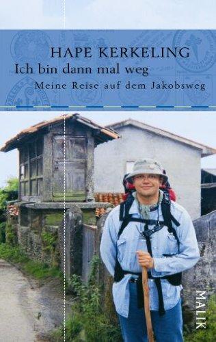 Buchseite und Rezensionen zu 'Ich bin dann mal weg' von Hape Kerkeling