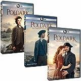 Studio1 Poldark: The Complete Series Seasons 1-3 DVD