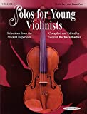 Solos for Young Violinists Volume 2 (Solos Young Violinist)