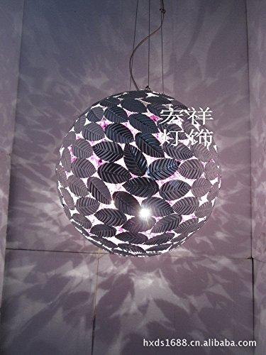 clg-fly-ristorante-lampadario-illuminazione-interna-illuminazione-nuova-ingegneria-foglie-in-allumin