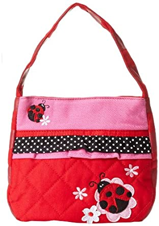 Stephen Joseph Girls Quilted Purse