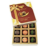 Chocholik Belgium Chocolates - 9pc Ultimate Assorted Collection Of Chocolate