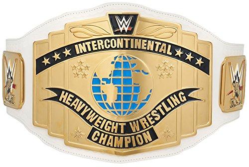 Intercontinental Title Belt