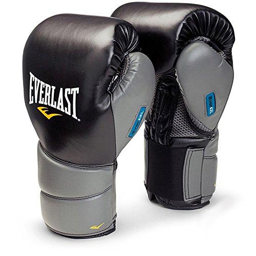 everlast-protex-2-evergel-guantes-de-boxeo-para-combate-color-negro-gris-oscuro-talla-14-oz