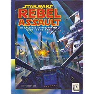 Star Wars Rebel Assault SE for PC freebie