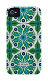 Case-Mate CMIMMCI4003014 Verde Bonita Cinda B Barely There Designer Cases for Apple iPhone 4/4S