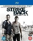 Strike Back: Series 1 & 2 [Blu-ray]