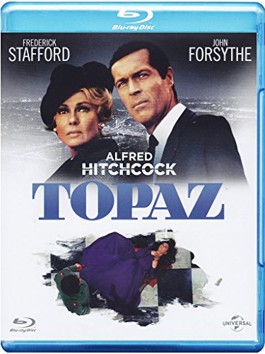 Topaz [Blu-ray] [IT Import]