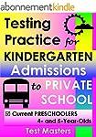 Testing Practice for Kindergarten Adm...