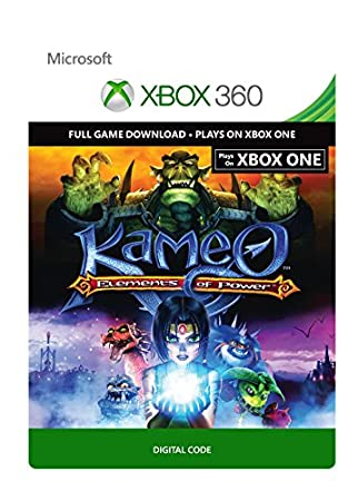 Kameo: Elements of Power - Xbox 360 / Xbox One Digital Code