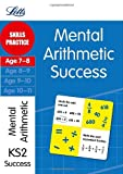 img - for Mental Arithmetic Age 7-8: Skills Practice (Letts Key Stage 2 Success) book / textbook / text book