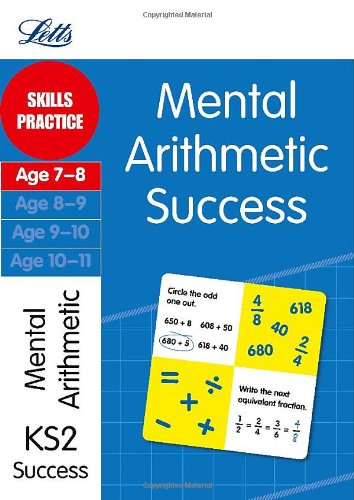 Mental Arithmetic Age 7-8: Skills practice (Letts Key Stage 2 Success)