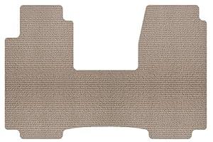 Intro-Tech Berber Front Row Custom Floor Mat for Select Nissan Pickup Models - Carpet (Oak)