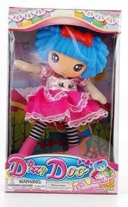 Dizzy Doo Doll-Blue&Pink