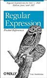 Regular Expression Pocket Reference (059600415X) by Tony Stubblebine