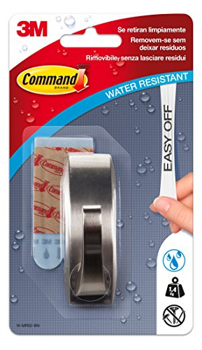command-wmr02bn-gancho-metalico-en-niquel-moderno-resistente-al-agua-tamano-mediano