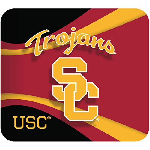 NCAA College Team Logo Vortex Sublimated Mouse Pad by Hunter (USC Trojans)