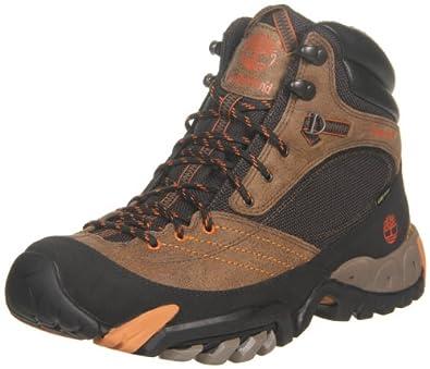 (疯抢)Timberland天伯伦男士GTX防水中帮徒步靴Pathrock Mid棕折后$82.97