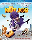 The Nut Job (Blu-ray/DVD, 2014,