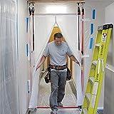 FastCap Magnetic Dust Barrier Door