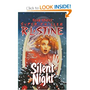 Silent Night (Fear Street Super Chillers, No. 2) by