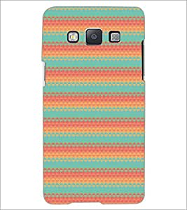 PrintDhaba Pattern D-5180 Back Case Cover for SAMSUNG GALAXY A5 (Multi-Coloured)