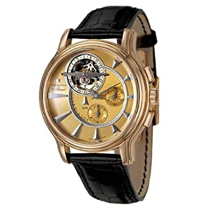 Zenith Academy Tourbillon Chronograph Men's Automatic Watch 18-1260-4005-71-C505