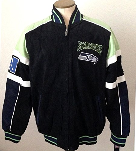 Seattle-Seahawks-Suede-Leather-Jacket-NFL-coat