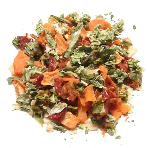 Vegetable Flakes-8oz- Dried Vegetable Blend (Dehydrated Vegetable Mix compare prices)