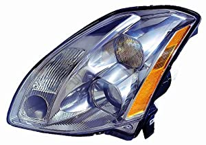 Depo 315-1149L-AS7 Nissan Maxima Driver Side Replacement Headlight Assembly