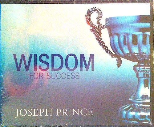 wisdom for success 4 cds joseph prince audio cd jan 01 2010 joseph prince