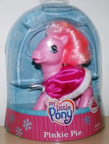 Buy Low Price Hasbro My Little Pony Winter Pony Pinkie Pie Figure (B001HZUW6Y)
