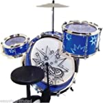 Drum Set Kit Musical Children Kid Stu...