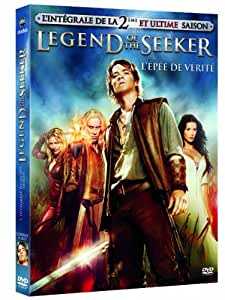 Legend of the seeker, saison 2 - coffret 6 DVD