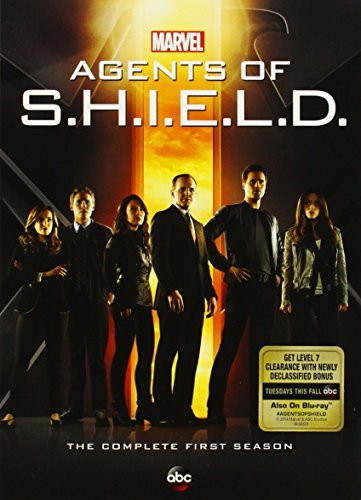Marvel's Agents of S.H.I.E.L.D.: Comp First Season [DVD] [Import]
