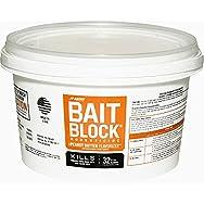 Rat & Mouse Bait Station Refillable Bait Block-4LB PB BAIT BLOCK PAIL