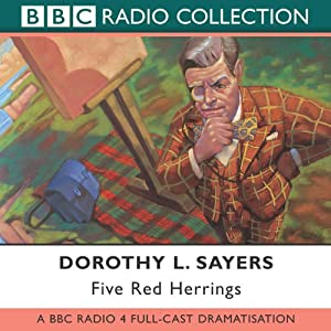 Five Red Herrings (Dramatised) Radio/TV Program