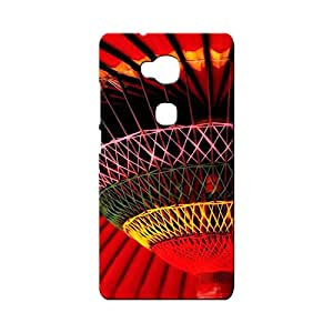 BLUEDIO Designer Printed Back case cover for Huawei Honor X - G1821