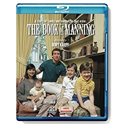 Espn Films 30 for 30 The Book of Manning [Blu-ray]