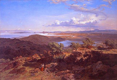 the-valley-of-mexico-from-the-santa-isabel-mountain-range-jose-maria-velasco-leinwanddrucke-12x8-inc